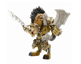 FIGURA WORLD OF WARCRAFT PREMIUM DELUXE GNOLL WARLORD GANGRIS RIVERPAW