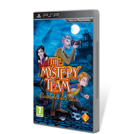 THE MYSTERY TEAM CAZADORES DE PISTAS PSP