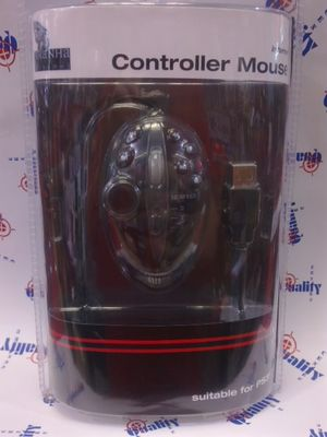 CONTROLLER MOUSE USB PIRANHA PS3