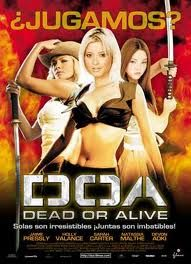 UMD VIDEO DEAD OR ALIVE PSP
