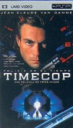 UMD VIDEO TIMECOP PSP